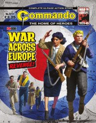 D.C. Thomson & Co.'s Commando: For Action and Adventure Issue # 5211