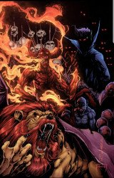 AfterShock Comics's Dark Ark: After the Flood Issue # 1comic kingdom