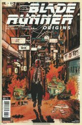 Titan Comics's Blade Runner: Origins Issue # 3b