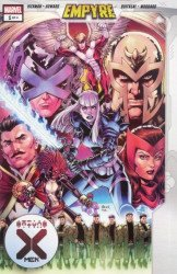 Marvel Comics's Empyre: X-Men Issue # 1walmart