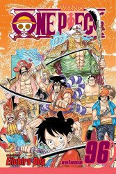 Shonen Jump Manga's One Piece Soft Cover # 96