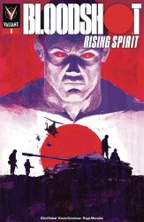 Valiant Entertainment's Bloodshot: Rising Spirit Issue # 8c