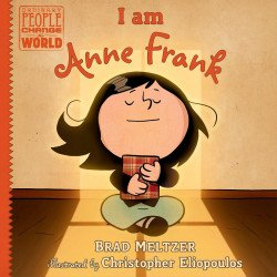 "Dial ""C"" for Comics's I am Anne Frank Hard Cover # 1"