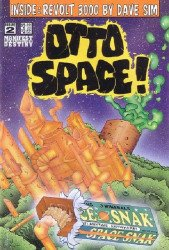 Manifest Destiny Publishing's Otto Space Issue # 2