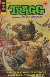 Gold Key's Tragg and the Sky Gods Issue # 4