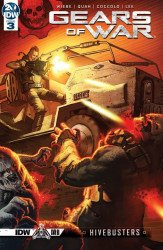 IDW Publishing's Gears of War: Hivebusters Issue # 3ri