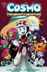 Archie Comics Group's Cosmo: The Mighty Martian Issue # 3b