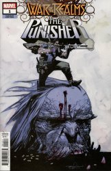 Marvel Comics's War of the Realms: Punisher Issue # 1b