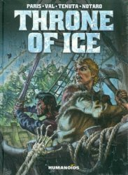 Humanoids Publishing's Throne Of Ice Hard Cover # 1