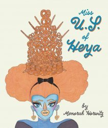 Alternative Comics's Miss U.S. of Heya Soft Cover # 1