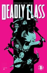 Image Comics's Deadly Class Issue # 29