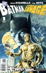 DC Comics's Batman / Doc Savage Special Issue # 1