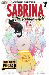 Archie Comics Group's Sabrina the Teenage Witch: Something Wicked Issue # 1d