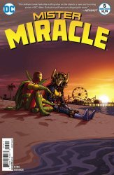 DC Comics's Mister Miracle Issue # 5