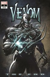 Marvel Comics's Venom: The End Issue # 1crain