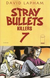 Image's Stray Bullets: The Killers Issue # 7
