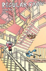 KaBOOM!'s Regular Show Issue # 14