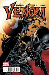 Marvel Comics's Venom Issue # 3