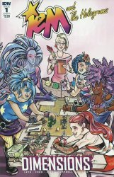 IDW Publishing's Jem and The Holograms: Dimensions Issue # 1