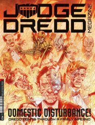 Rebellion's Judge Dredd: Megazine Issue # 413