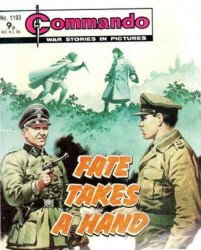D.C. Thomson & Co.'s Commando: War Stories in Pictures Issue # 1193
