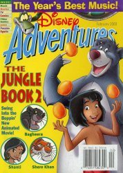 Disney Comics's Disney Adventures Issue V13-3