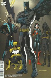 DC Comics's Batman and the Outsiders Issue # 8b