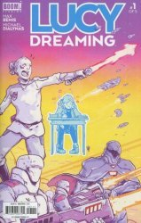 BOOM! Studios's Lucy Dreaming Issue # 1