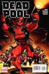 Marvel Comics's Deadpool Issue # 2b