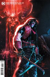 DC Comics's Red Hood: Outlaw Issue # 49b