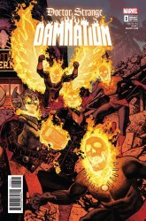 Marvel Comics's Doctor Strange: Damnation Issue # 3d