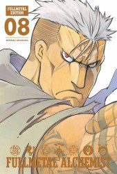 Viz Media's Fullmetal Alchemist Hard Cover # 8