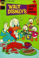 Gold Key's Walt Disney's Comics and Stories Issue # 407whitman