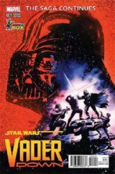 Marvel's Star Wars: Vader Down Issue # 1re-t