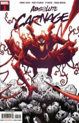 Marvel Comics's Absolute Carnage Issue # 1-2nd print