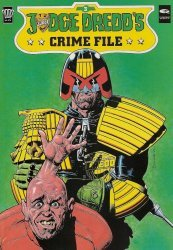 S.Q.P. Inc.'s Judge Dredd's Crime File Issue # 3