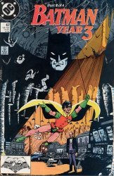 DC Comics's Batman Issue # 437