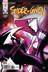 Marvel Comics's Spider-Gwen Issue # 30