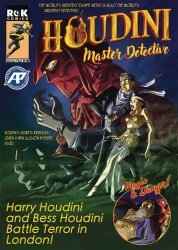 Antarctic Press's Houdini: Master Detective Issue # 1