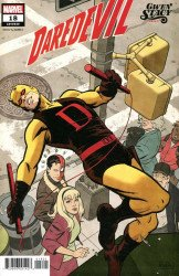 Marvel Comics's Daredevil Issue # 18b