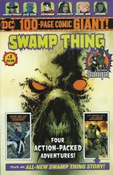 DC Comics's Swamp Thing Giant Giant Size # 1