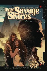 Vault Comics's These Savage Shores Issue # 1 - 3rd print