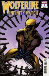 Marvel Comics's Wolverine: Infinity Watch Issue # 1b