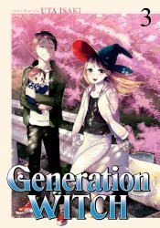 Seven Seas Entertainment's Generation Witch Soft Cover # 3