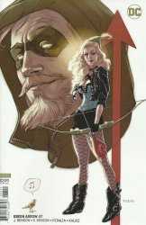 DC Comics's Green Arrow Issue # 47b