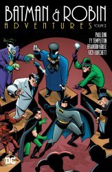 DC Comics's Batman and Robin Adventures TPB # 2