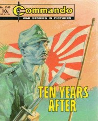 D.C. Thomson & Co.'s Commando: War Stories in Pictures Issue # 1348