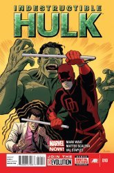 Marvel Comics's Indestructible Hulk Issue # 10