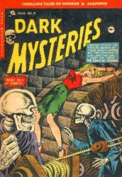 Master Publications's Dark Mysteries Issue # 19