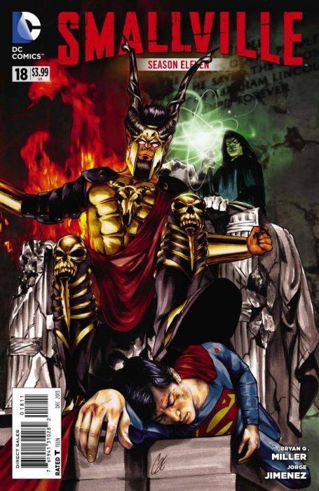 Smallville Season 11 Issue 1 Dc Comics